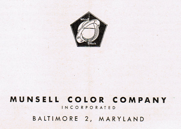 Munsell Books of Color